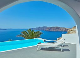 Villa Katikies - pool (12)