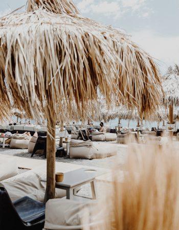 Wet Stories Santorini Beach Bar – Restaurant