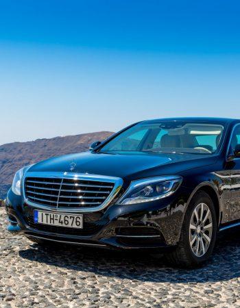 Vazeos Car and Limousine Rentals Santorini