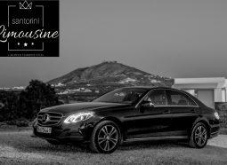 Santorini Limousine 2018 Mercedes E300 Hybrid Car