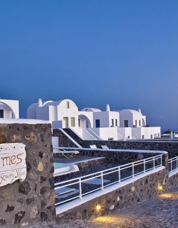 Thermes Luxury Villas and Spa