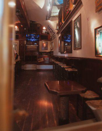 The Highlander Bar Santorini